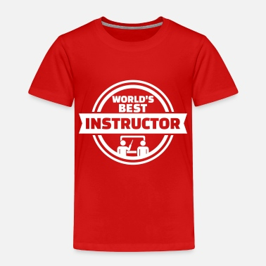 Instructor Instructor - Toddler Premium T-Shirt