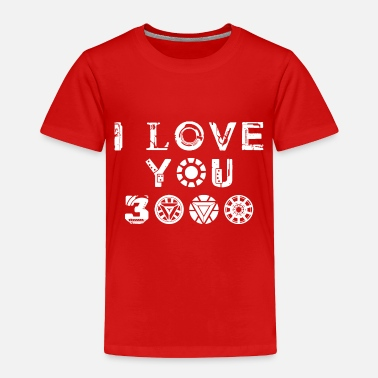 I Love You 3000 v3 - Toddler Premium T-Shirt