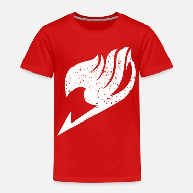 Fairy Tail Black fairy Tail - Toddler Premium T-Shirt