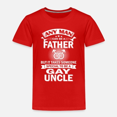 Uncle gay uncle - Toddler Premium T-Shirt