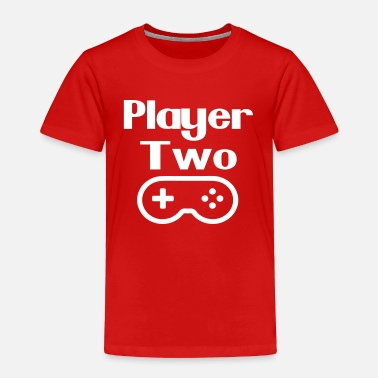 Two Player Two - Toddler Premium T-Shirt