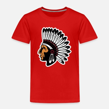 American Indian apache indian american indian - Toddler Premium T-Shirt