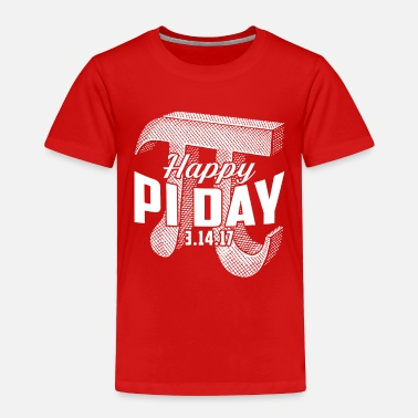 Pi Pi Day Shirts - Toddler Premium T-Shirt