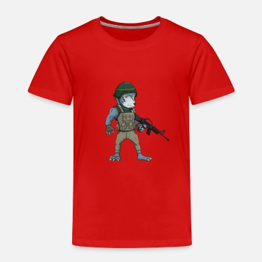 Paintball DOGMERC - Toddler Premium T-Shirt