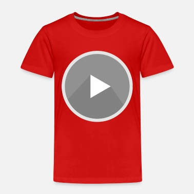 Logo the youtube logo 3238901 960 720 - Toddler Premium T-Shirt