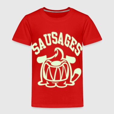 Sausages! - Toddler Premium T-Shirt