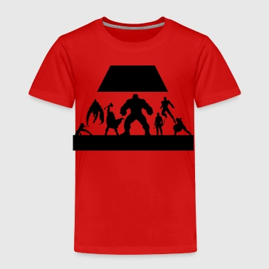 AVENGERS - Toddler Premium T-Shirt