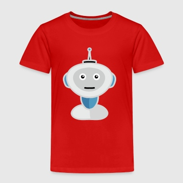 Robot - Toddler Premium T-Shirt