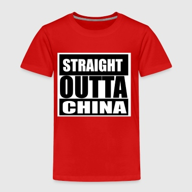 CHINA - Toddler Premium T-Shirt