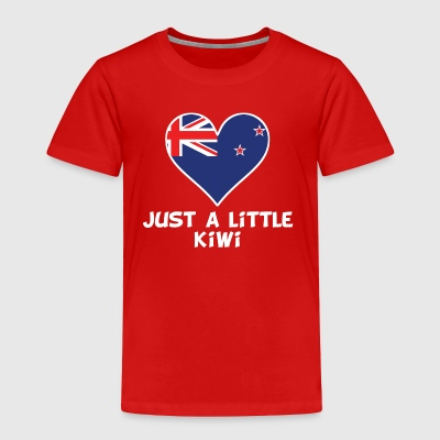 Just A Little Kiwi - Toddler Premium T-Shirt