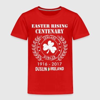 Shop 1916 gifts online spreadshirt easter rising centenary 1916 2017 dublin ireland toddler premium t shirt negle Images