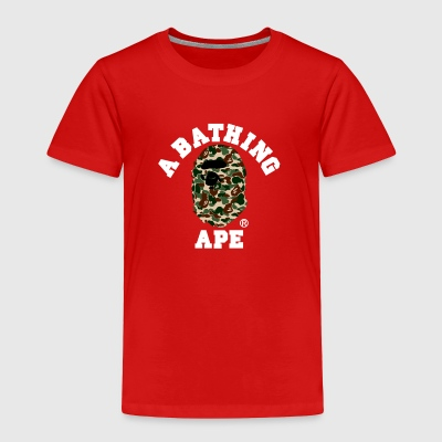 BAPE A BATHING APE - Toddler Premium T-Shirt