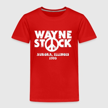 Waynestock vectorized - Toddler Premium T-Shirt