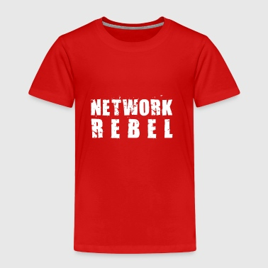 networkREBeL by LiveAction Community - Toddler Premium T-Shirt