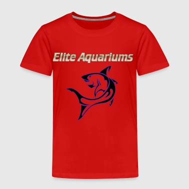Elite Aquariums Shark - Toddler Premium T-Shirt