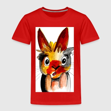 rabbit - Toddler Premium T-Shirt