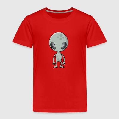 ALIEN 01 - Toddler Premium T-Shirt