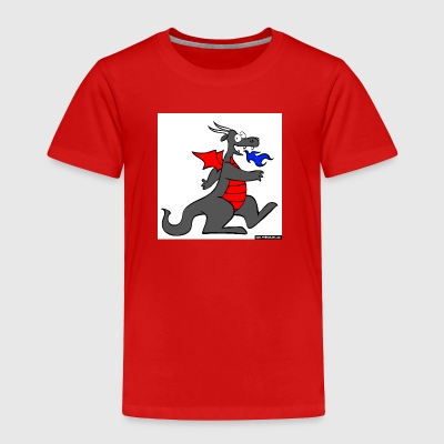 Dragon red - Toddler Premium T-Shirt