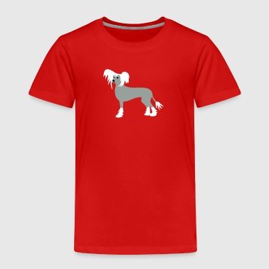 Chinese crested - Toddler Premium T-Shirt