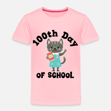 School Party 100th Day Of School Party - Toddler Premium T-Shirt