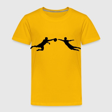 Ultimate Frisbee men - Toddler Premium T-Shirt