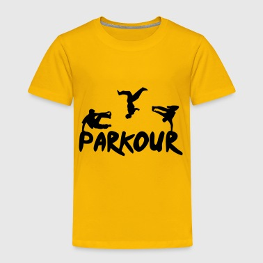 Parkour - Toddler Premium T-Shirt