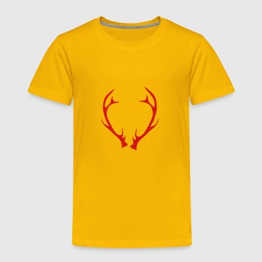 An antler - Toddler Premium T-Shirt
