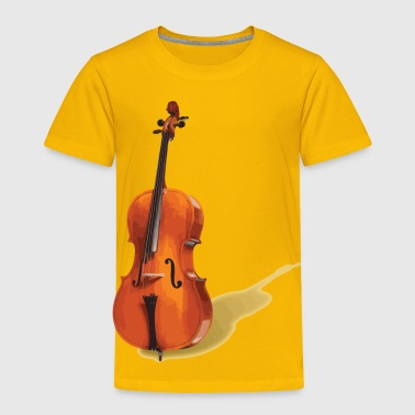 Cello - Toddler Premium T-Shirt