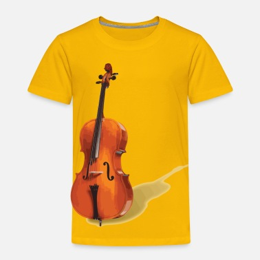 Cello Cello - Toddler Premium T-Shirt