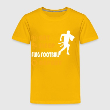 Flag Football - present for men and women - Toddler Premium T-Shirt