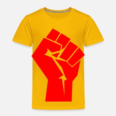 Communism fist - Toddler Premium T-Shirt