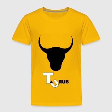 Taurus - Toddler Premium T-Shirt