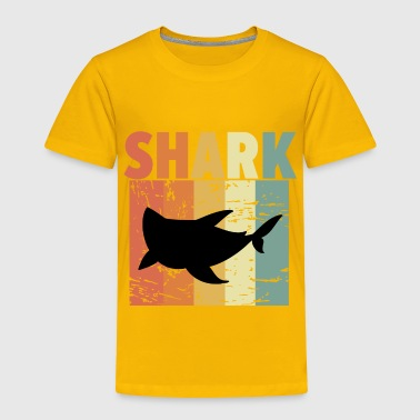 Shark, fish, ocean - Toddler Premium T-Shirt