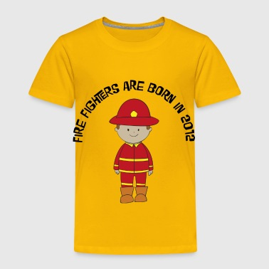 born in 2012 - Toddler Premium T-Shirt