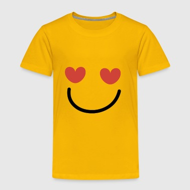 EYE LUV UR SMILE - Toddler Premium T-Shirt