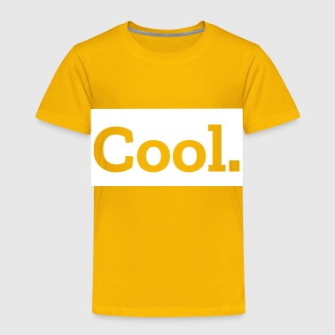 Cool Designs Cool design - Toddler Premium T-Shirt