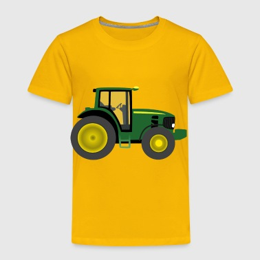 Tractor Farm tractor - Toddler Premium T-Shirt