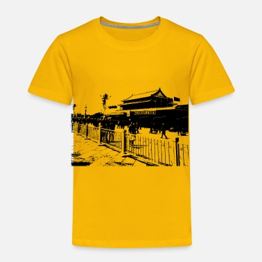 China Tiananmen - Toddler Premium T-Shirt