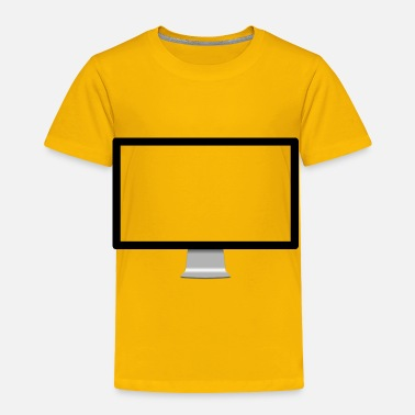 Monitoring Monitor - Toddler Premium T-Shirt