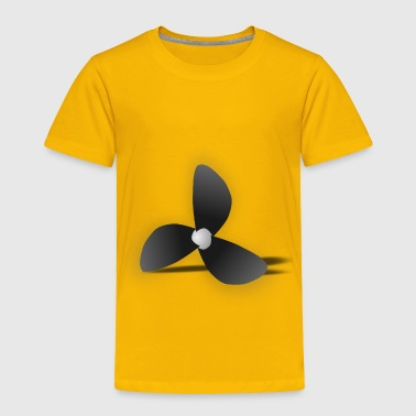 Fan Whale Fan - Toddler Premium T-Shirt