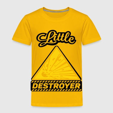 Little Destroyer - Toddler Premium T-Shirt