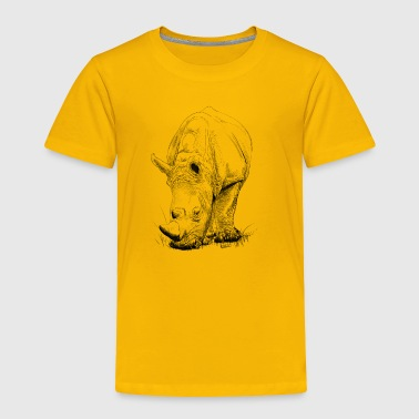 Rhino - Toddler Premium T-Shirt