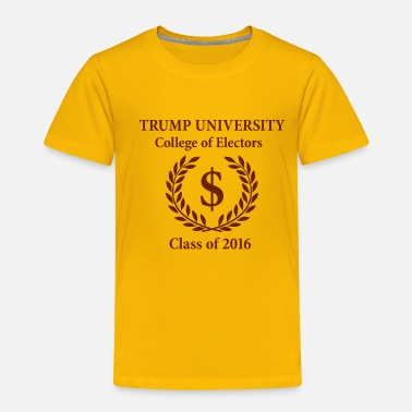 Rigged Election Trump University Elections - Toddler Premium T-Shirt