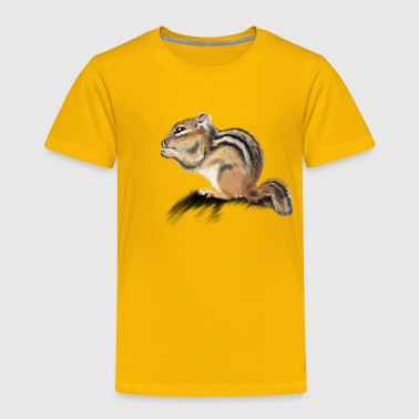 chipmunk - Toddler Premium T-Shirt
