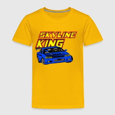 Nissan SKYLINE KING - Toddler Premium T-Shirt