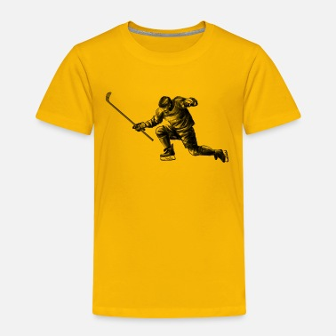 Hockey goal - Toddler Premium T-Shirt
