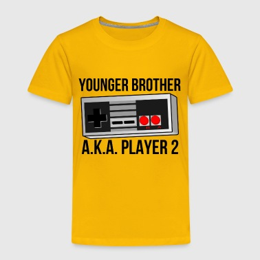 Player Two Start - Toddler Premium T-Shirt