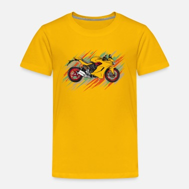 Motorcycle motorcycle - Toddler Premium T-Shirt