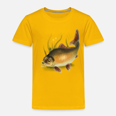 Carp carp - Toddler Premium T-Shirt