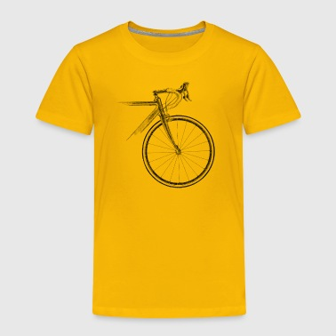 racing bike - Toddler Premium T-Shirt